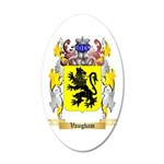 Vaugham 20x12 Oval Wall Decal
