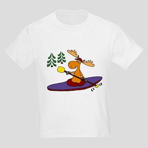 Kayaking Moose T-Shirt