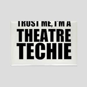 Trust Me, I'm A Theatre Techie Magnets