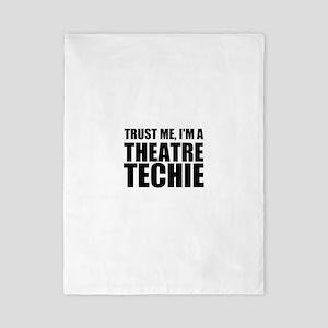 Trust Me, I'm A Theatre Techie Twin Duvet