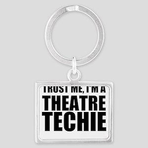Trust Me, I'm A Theatre Techie Keychains