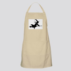 Silhouette Witch Apron