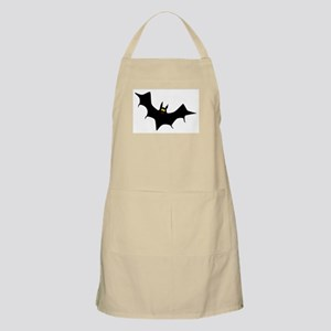 Flying Halloween Bat Apron