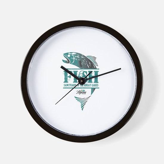 Great outdoor Wall Clock