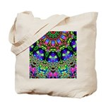 Abstract Decorative Pattern Tote Bag