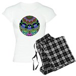 Abstract Decorative Pattern Pajamas