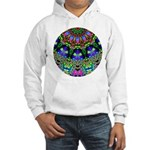 Abstract Decorative Pattern Hoodie