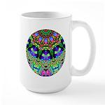 Abstract Decorative Pattern Mugs