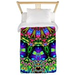 Abstract Decorative Pattern Twin Duvet