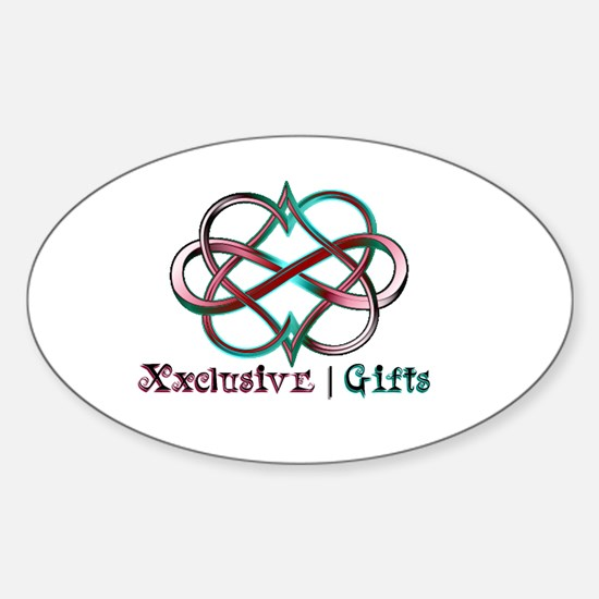 Xxclusive Gifts Logo Decal