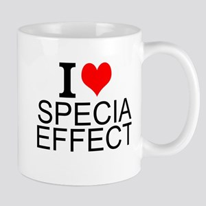 I Love Special Effects Mugs