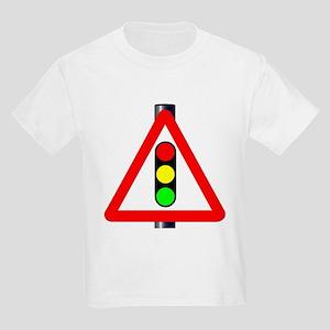 Men at Work Traffic Sign T-Shirt