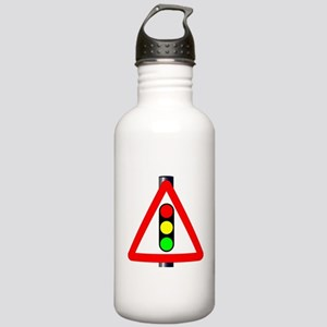 Men at Work Traffic Si Stainless Water Bottle 1.0L