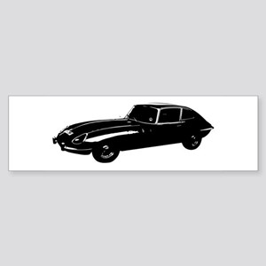 Sports Car Bumper Sticker