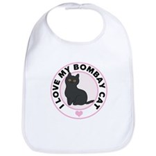 Bombay Cat Lover Bib