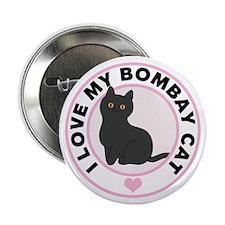 Bombay Cat Lover 2.25