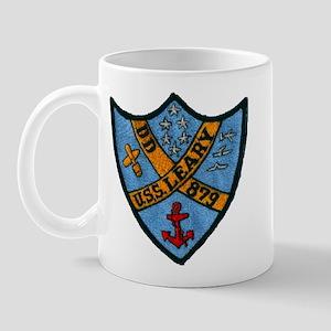 USS LEARY Mug