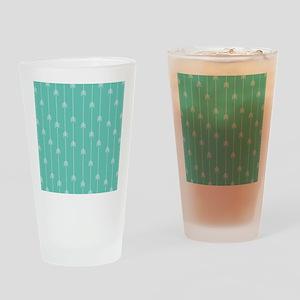 Arrows Drinking Glass