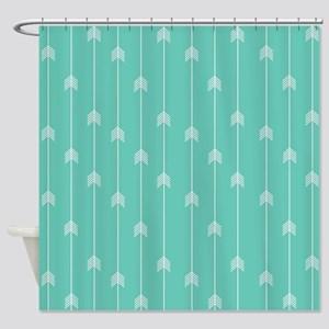 Arrows Shower Curtain