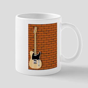 Guitar Wall Mugs
