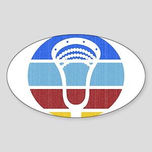 Lacrosse TP03 Sticker