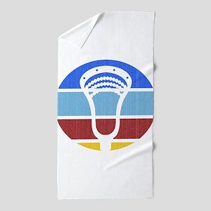 Lacrosse TP03 Beach Towel