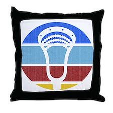 Lacrosse TP03 Throw Pillow