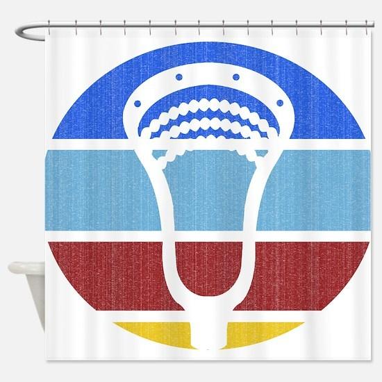 Lacrosse TP03 Shower Curtain