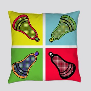 Lacrosse Neon4 Everyday Pillow