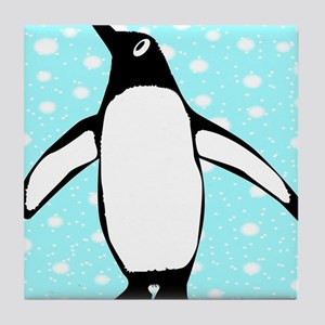 Penguin Tile Coaster
