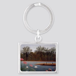 The Flamingos Keychains
