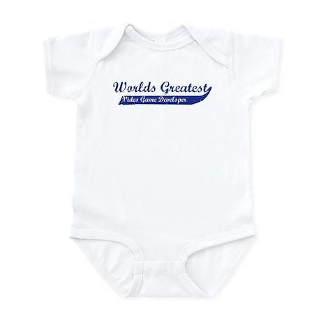 Greatest Video Game Developer Infant Bodysuit