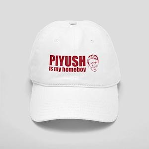 Piyush Is My Homeboy Cap