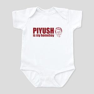 Piyush Is My Homeboy Infant Bodysuit