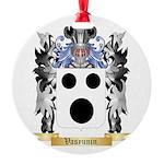 Vasyunin Round Ornament