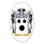 Vasyukov Sticker (Oval)