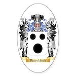Vasyukhnov Sticker (Oval 50 pk)
