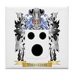 Vasyukhnov Tile Coaster