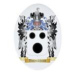 Vasyukhnov Oval Ornament