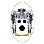 Vasyukhichev Sticker (Oval)