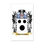 Vasyukhichev 35x21 Wall Decal