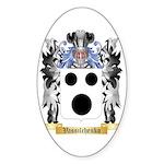Vassilchenko Sticker (Oval)