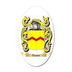 Vasser 20x12 Oval Wall Decal