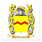 Vassar Square Car Magnet 3
