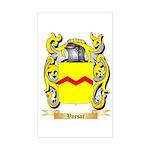 Vassar Sticker (Rectangle)