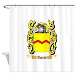 Vassar Shower Curtain