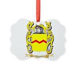 Vassar Picture Ornament