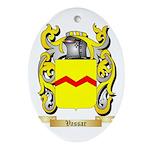 Vassar Oval Ornament
