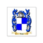 Vass Square Sticker 3