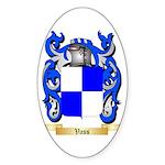 Vass Sticker (Oval 50 pk)